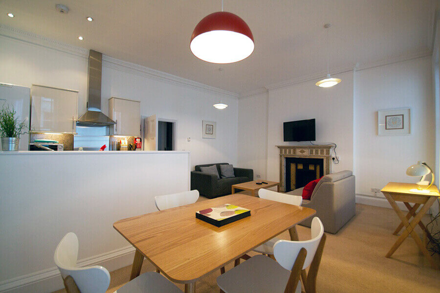 Gower Street One Bedroom Apartment